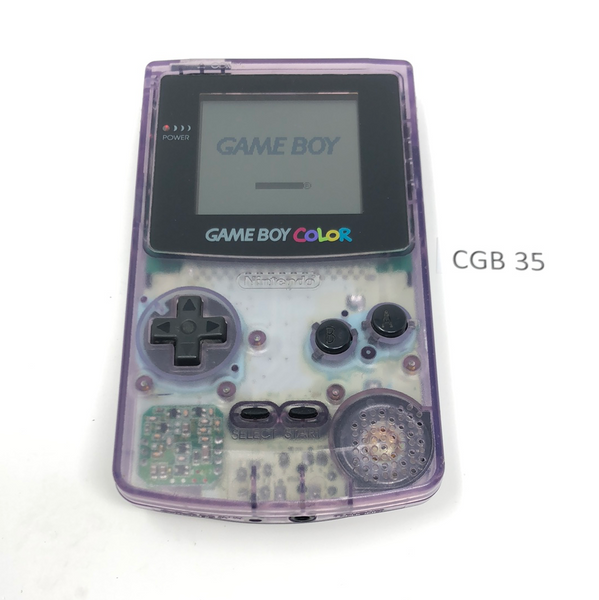 CGB 35 Game Boy Color CGB-001 Used
