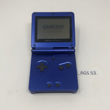 AGS 53 Game Boy Advance SP AGS-001 Used