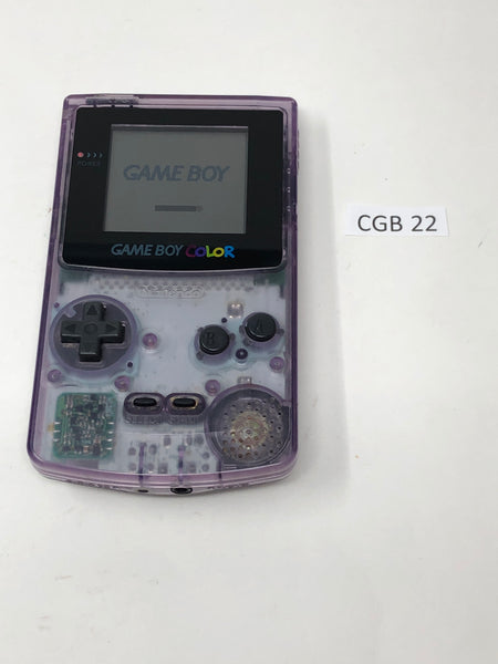CGB 22 Game Boy Color CGB-001 Used