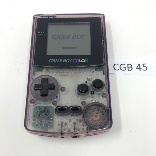 CGB 45 Game Boy Color CGB-001 Used