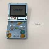 AGS 21 Game Boy Advance SP AGS-001 Used