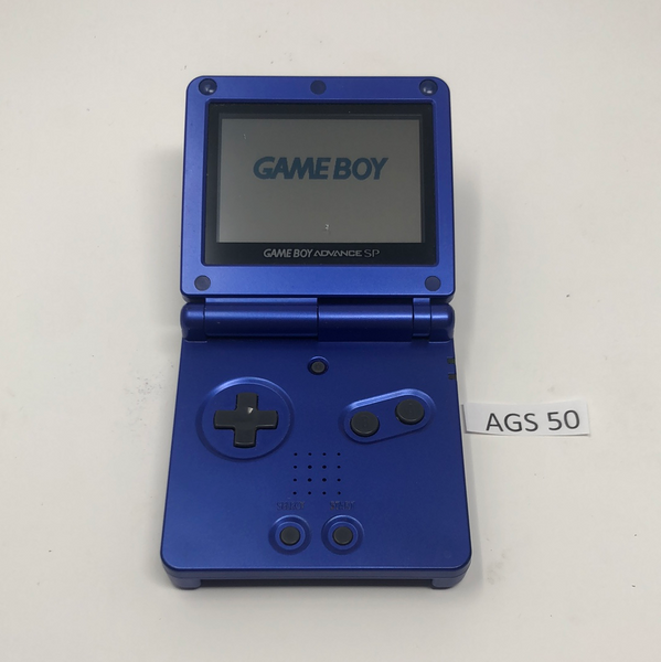 AGS 50 Game Boy Advance SP AGS-001 Used