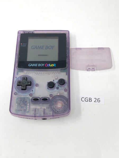 CGB 26 Game Boy Color CGB-001 Used
