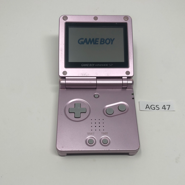AGS 47 Game Boy Advance SP AGS-001 Used