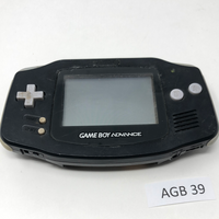 AGB 39 Game Boy Advance AGB-001 Used