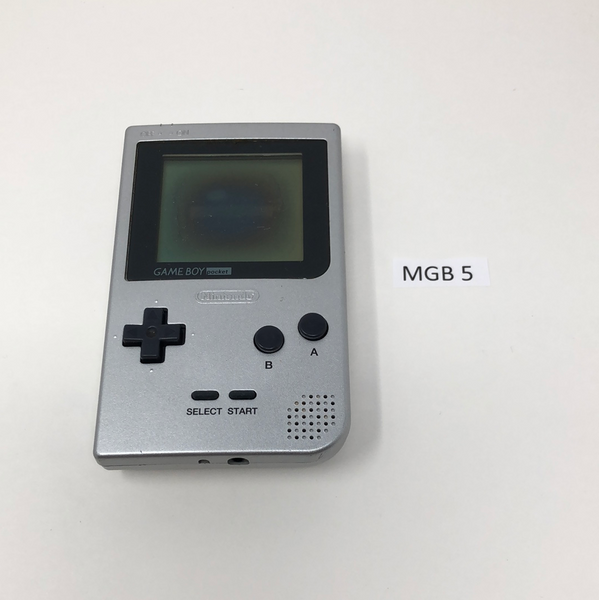 MGB 5 Game Boy Pocket MGB-001 Used