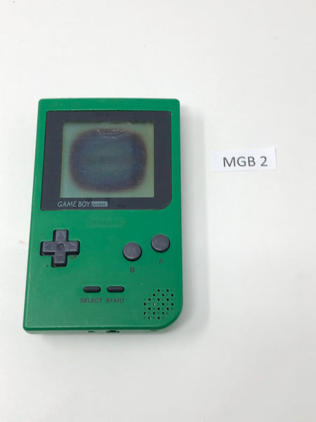 MGB 2 Game Boy Pocket MGB-001 Used