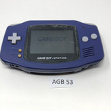 AGB 53 Game Boy Advance AGB-001 Used