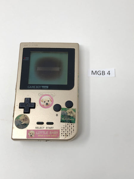 MGB 4 Game Boy Pocket MGB-001 Used