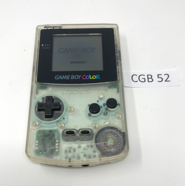 CGB 52 Game Boy Color CGB-001 Used