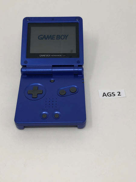 AGS 2 Game Boy Advance SP AGS-001 Used