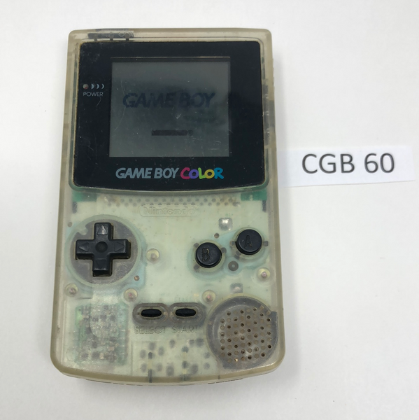 CGB 60 Game Boy Color CGB-001 Used