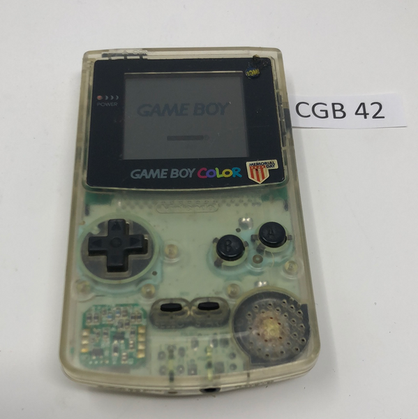 CGB 42 Game Boy Color CGB-001 Used