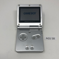 AGS 58 Game Boy Advance SP AGS-001 Used