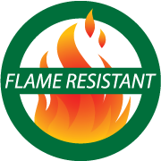 Flame resistant