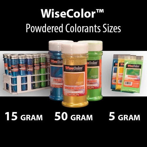 "WiseColor ""Green Leaf"" Epoxy Colorant"