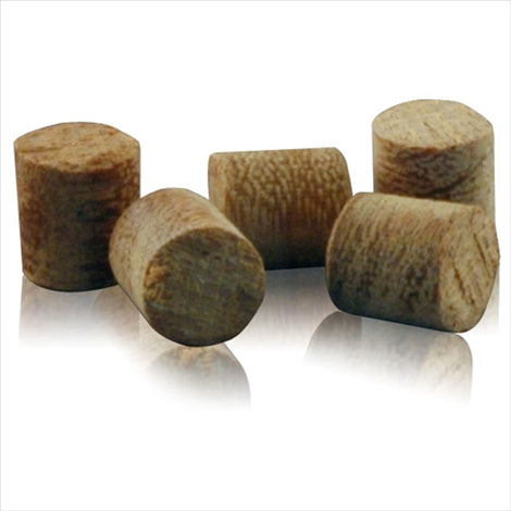 Cumaru Wood Plugs
