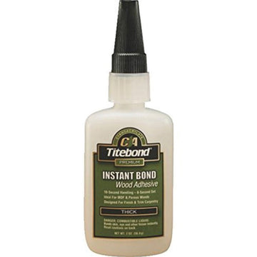 Titebond® Instant Bond Thick Wood Adhesive