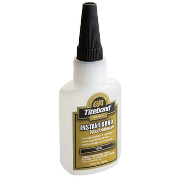 Titebond® Instant Bond Thin Wood Adhesive