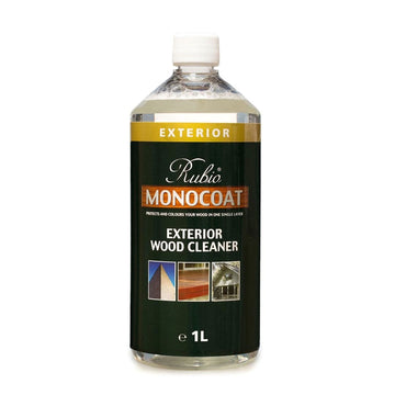 Exterior Wood Cleaner - 1 Liter
