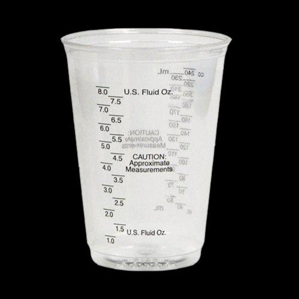 Epoxy Mixing Cups - Disposable 8oz.
