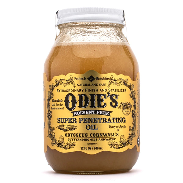 Odie's Solvent-Free Super Penetrating Oil