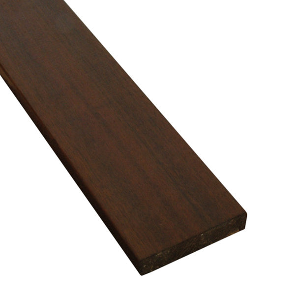 1 x 4 Ipe Wood Decking Sample