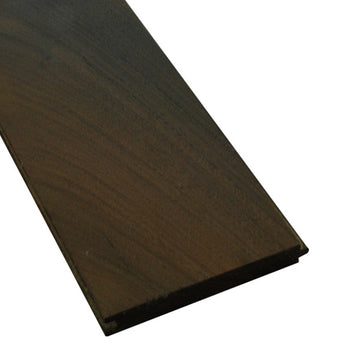 1 x 6 Ipe Wood T&G Decking Sample