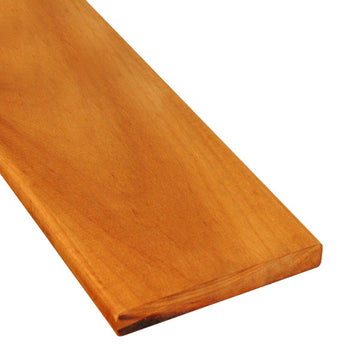 1 x 6 Tigerwood Wood Decking Sample