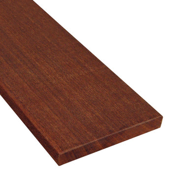 1 x 6 Cumaru Wood Decking Sample
