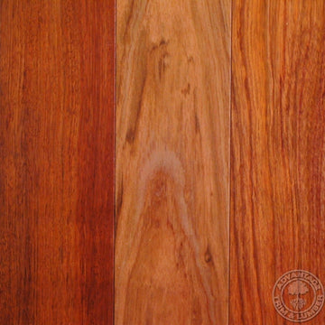 Brazilian Cherry Flooring Unfinished Jatoba