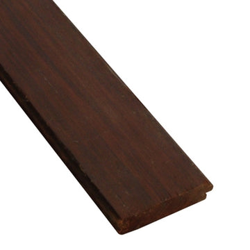 1 x 4 +Plus® Ipe Wood T&G Decking Sample