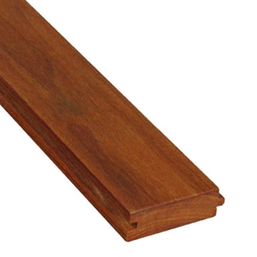 1 x 4 +Plus® Cumaru Wood T&G Decking Sample