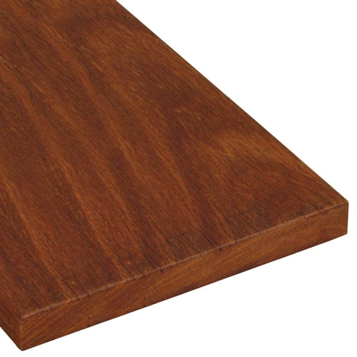 5/4 x 10 Cumaru Wood Decking