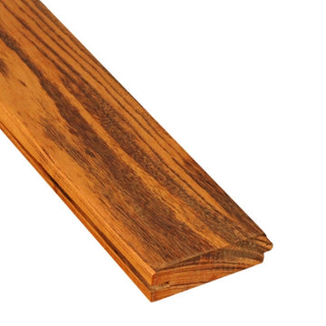 1 x 4 +Plus® Tigerwood Wood T&G Decking Sample