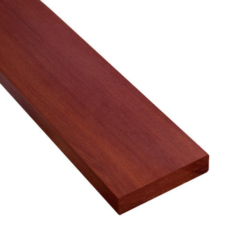 1 x 4 Massaranduba Wood Decking Sample