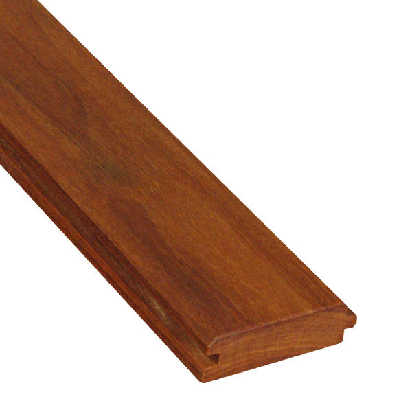 1 x 4 +Plus® Cumaru Wood V-Groove Ceiling Sample