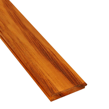 1 x 4 Tigerwood T&G Decking