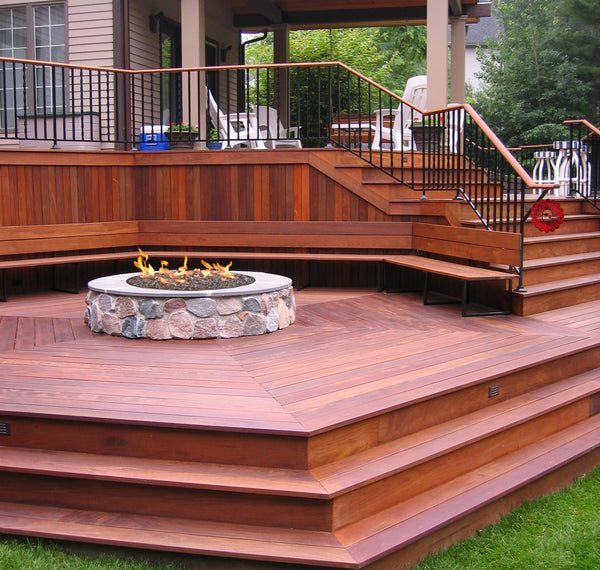 Bundle Special 5/4x6 Ipe Decking 7'-18'