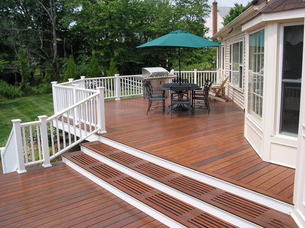 Bundle Special 5/4x6 Ipe Decking 14'