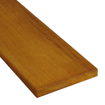 1 x 6 +Plus® Garapa Wood Decking Sample