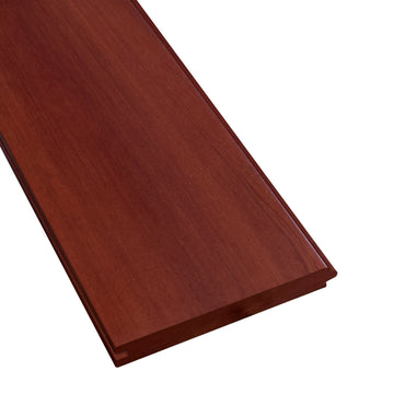 1 x 6 +Plus® Massaranduba Wood T&G Decking Sample