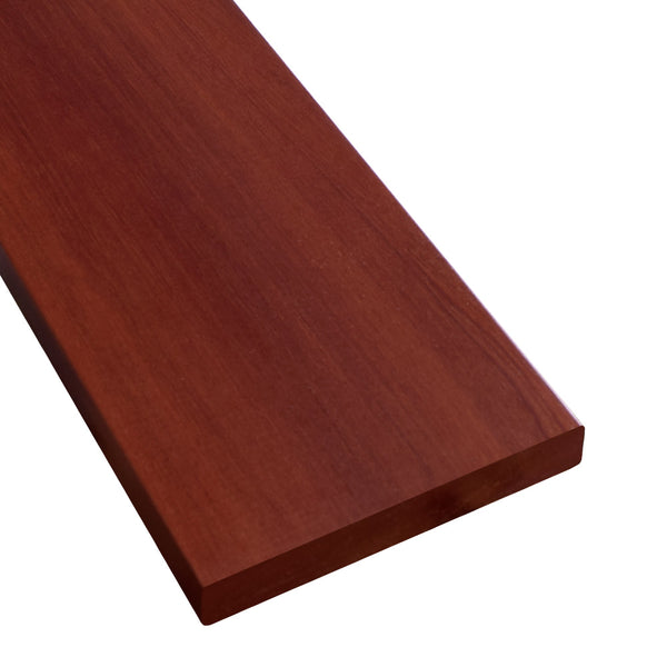 1 x 6 +Plus® Massaranduba Wood Decking Sample