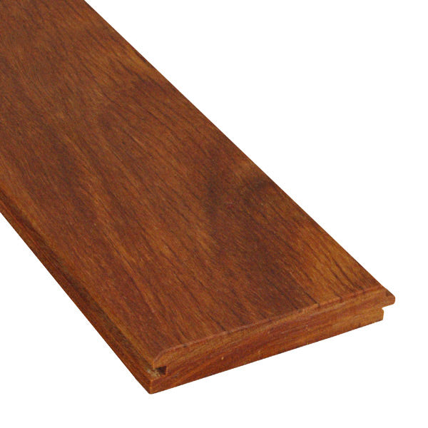 1 x 6 +Plus® Cumaru Wood V-Groove Ceiling