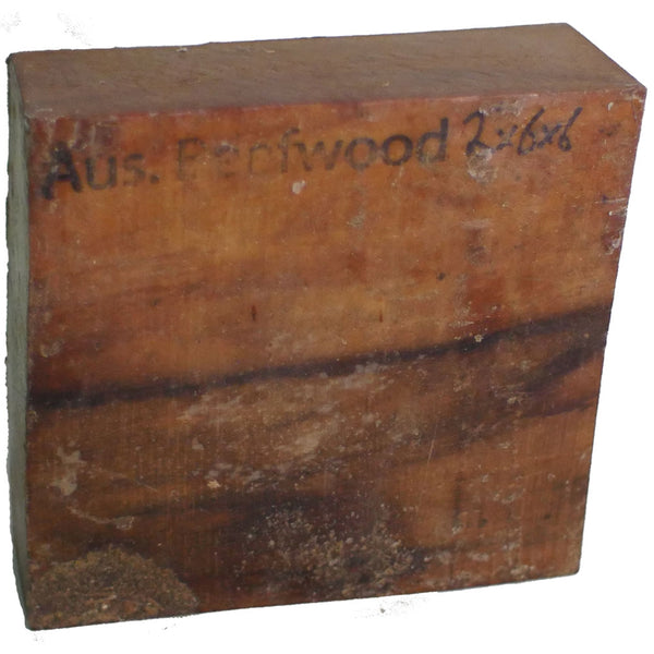 2″ x 6″ x 6″ Australian Beefwood Turning Blank