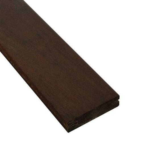 5/4 x 4 Ipe Wood Pregrooved Decking