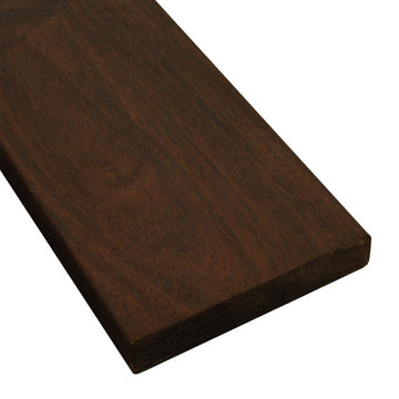 5/4 x 6 Ipe Wood Decking Sample