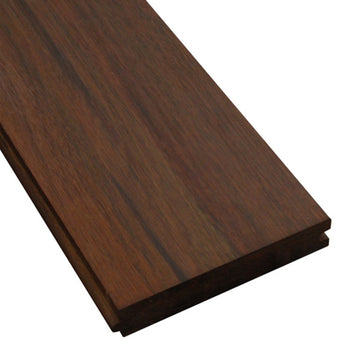 5/4 x 6 Ipe Wood T&G Decking Sample