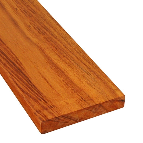 5/4 x 6 Tigerwood Wood Decking Sample