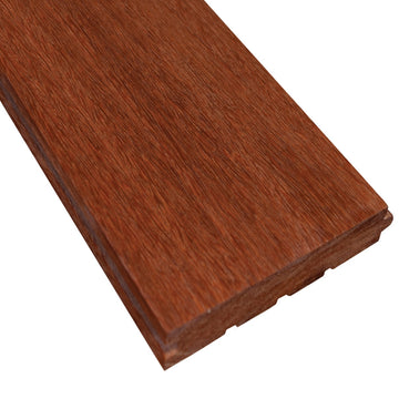 "Cumaru Flooring - 5"" Unfinished Brazilian Teak"